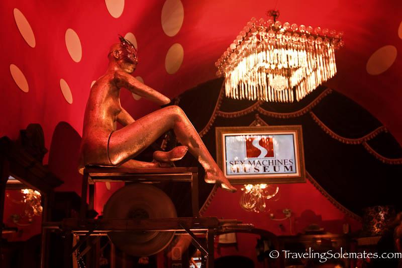 Sex Museum, Stare Meso, Prague, Czech Republic