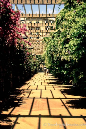 Parc Joan Miro, San Sebastian, Spain