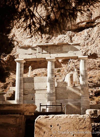 Asclepion, Acropolis, Athens