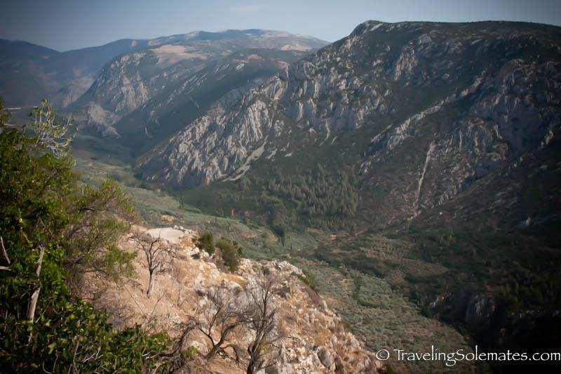 Delphi Valley, Greece