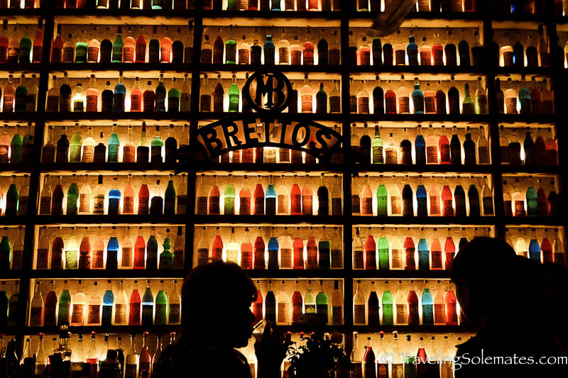 Bar at Plaka, Athens, Greece