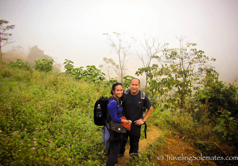Trekking in the Hillribe Villages around Bac Ha, Vietnam