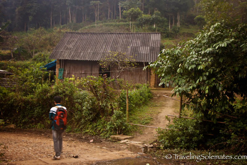 32_Trekking in the Hillribe Villages around Bac Ha, Vietnam