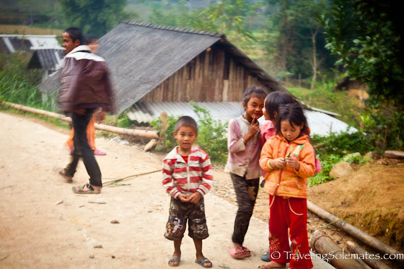 33_Trekking in the Hillribe Villages around Bac Ha, Vietnam