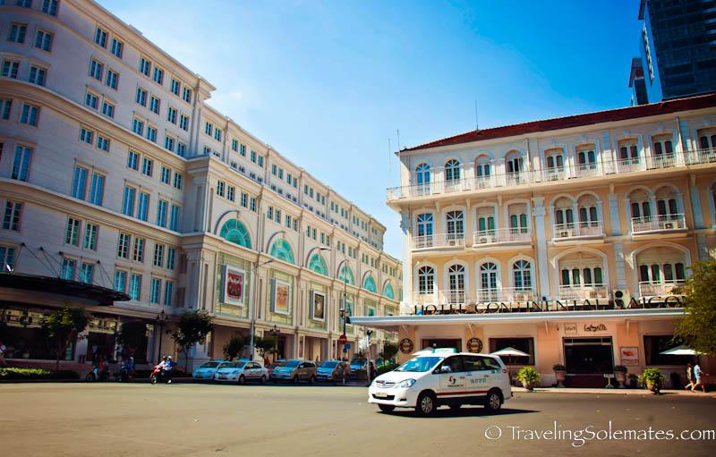 Hotel Continental, Ho Chi Minh (Saigon), Vietnam
