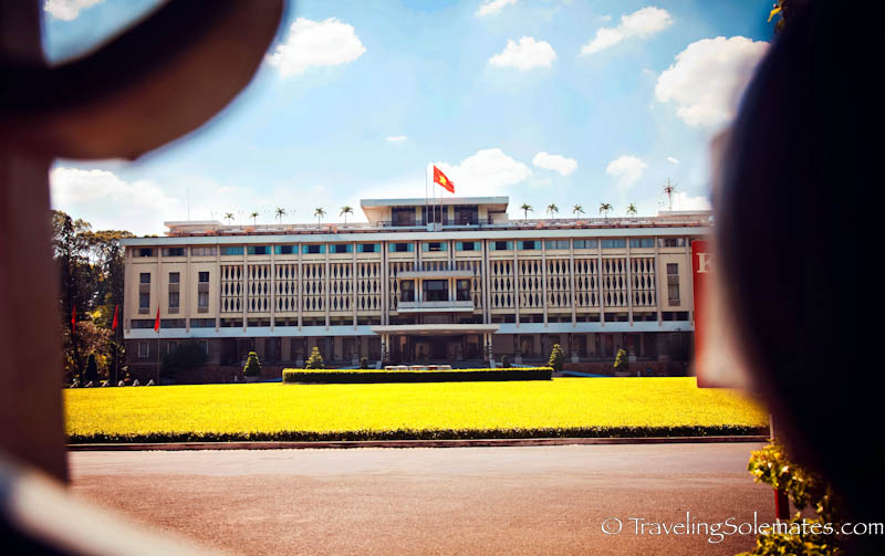 Reunification Place, Ho Chi Minh, (Saigon), Vietnam