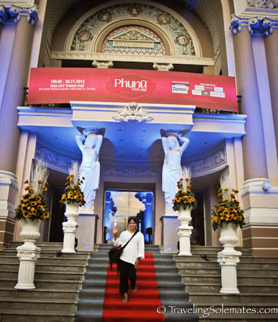 Opera House, Ho Chi Minh (Saigon), Vietnam
