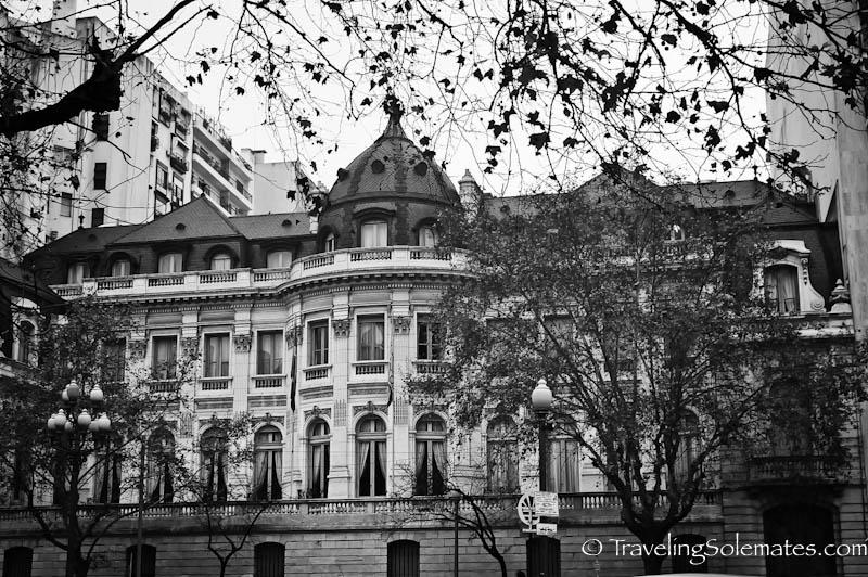 Avenida Alvear, Buenos Aires, Argentina