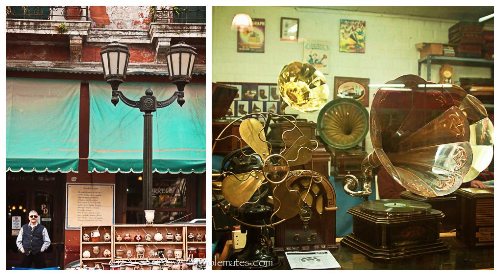 Antique Shops, San Telmo, Buenos Aires, Argentina
