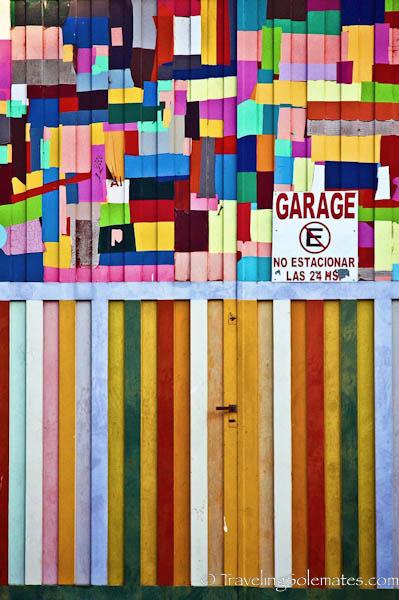 Colorful Door, La Boca, Buenos Aires, ArgentinaBuen