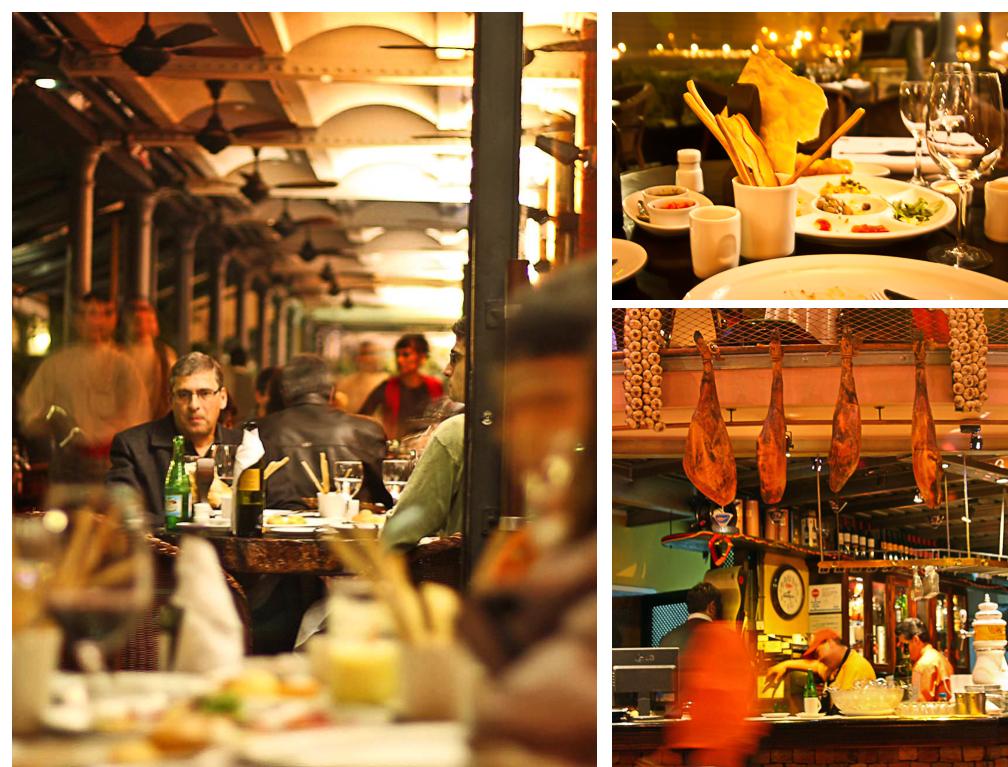 Restaurants, Buenos Aires, Argentina
