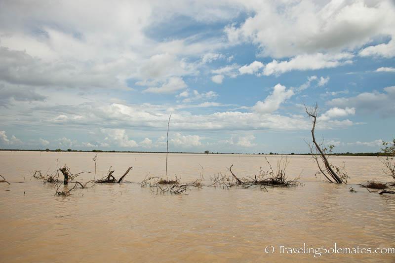 Tonle Sap Lake, Cambodia