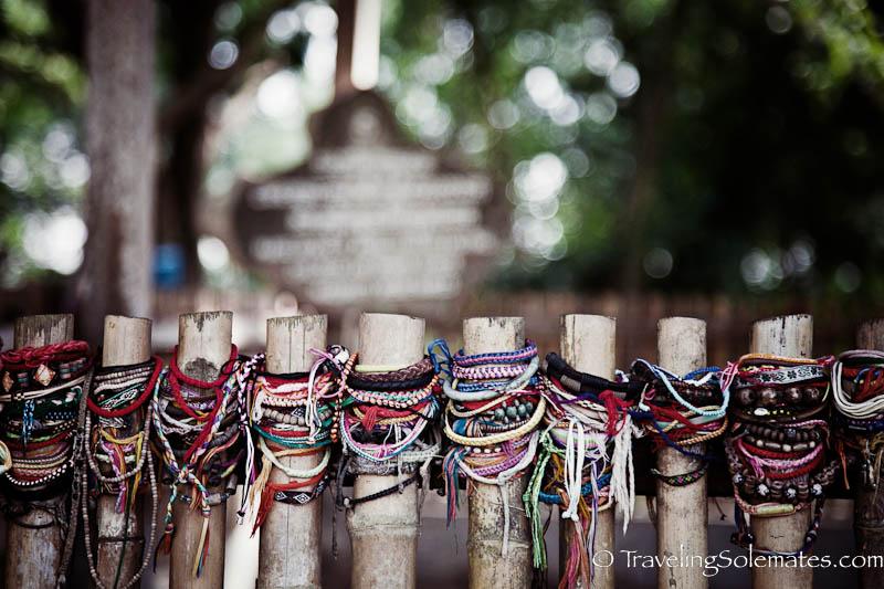 Children's mass grave, Choeung ek Killing Field, Phnom Pehn, Cambodia