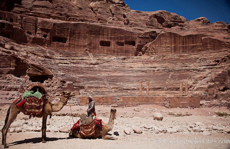 The Theater, Petra, Jordan