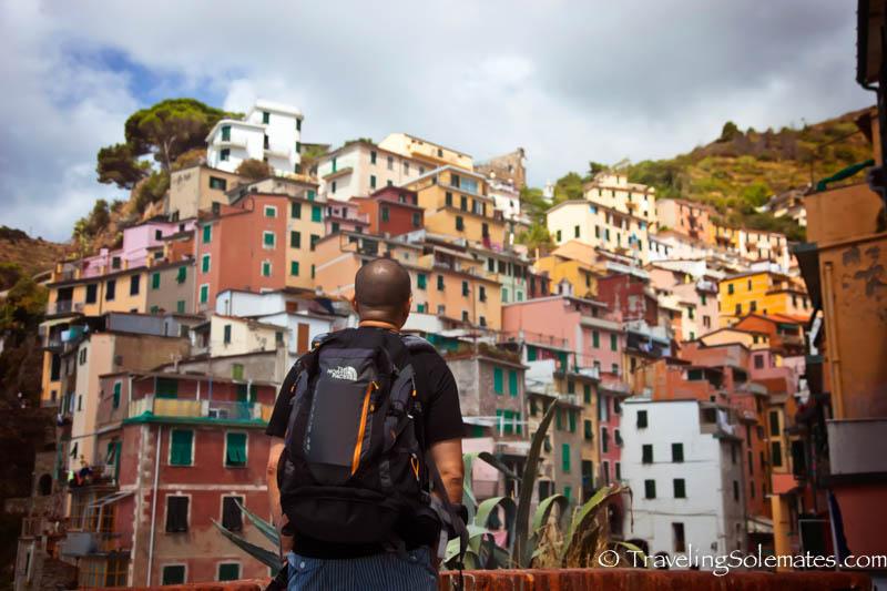 Riomagiorre, Hiking in Cinque Terre, Italy