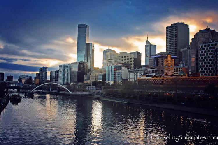 Skyline, Melbourne, Australia