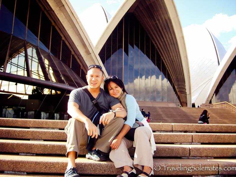 The Opera House, Sydney, Australia