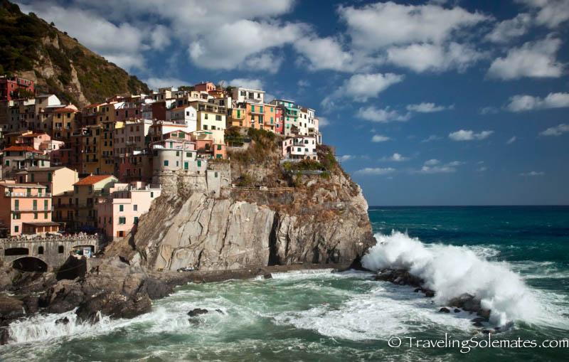 Manarola, Hiking in Cinque Terre, Italy