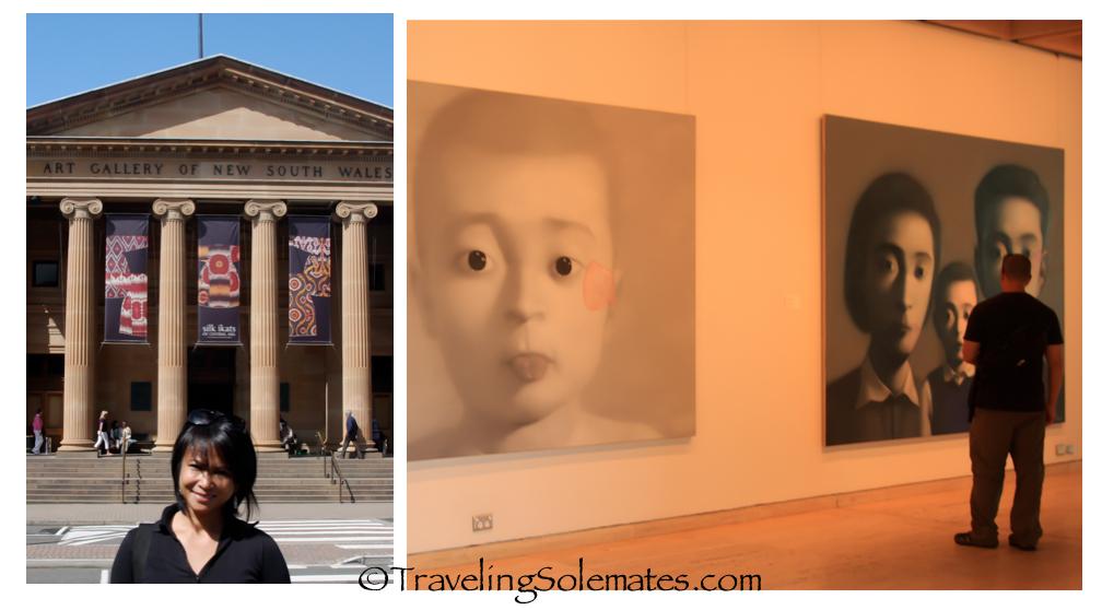 Art Gallery of NSW, Sydney, Australia