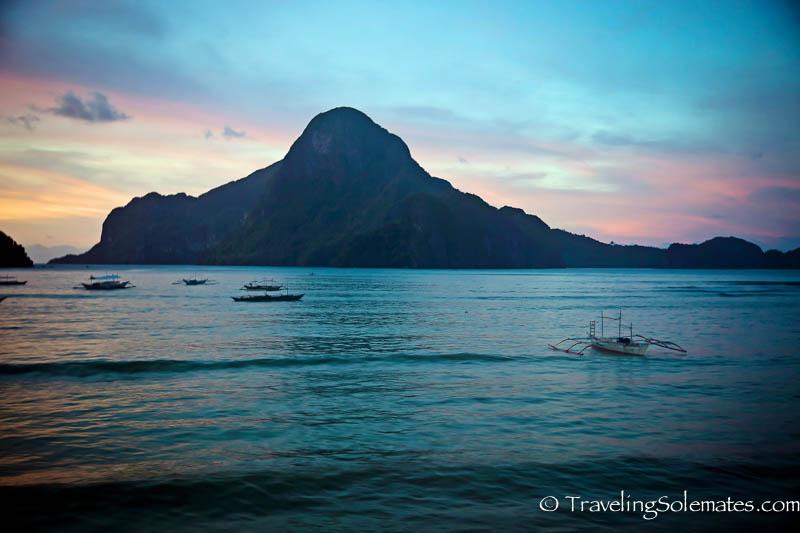 Bacuit Bay, El Nido, Palawan, Philippines