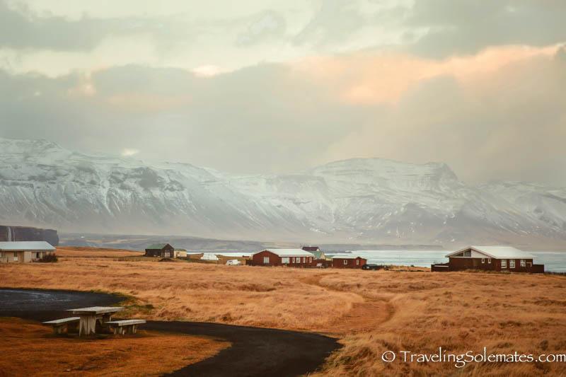 Arnarstapi Village, Snaefellsnes Peninsula, Iceland
