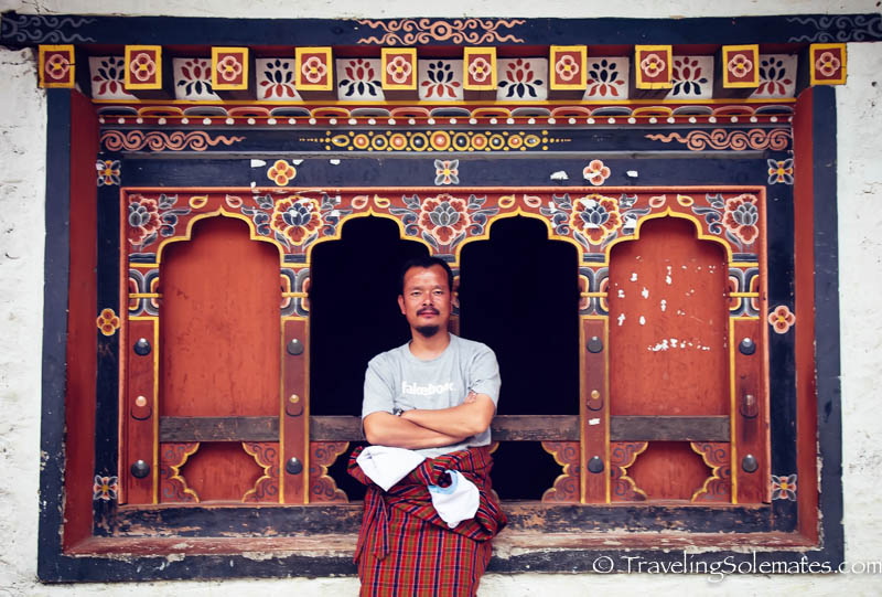 Driver Tsangay, Lingkor Tours and Trek, Bhutan