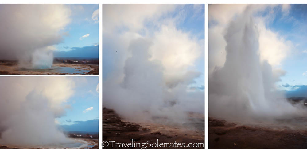 Strokkur Gesyser, Golden Circle Tour, Iceland