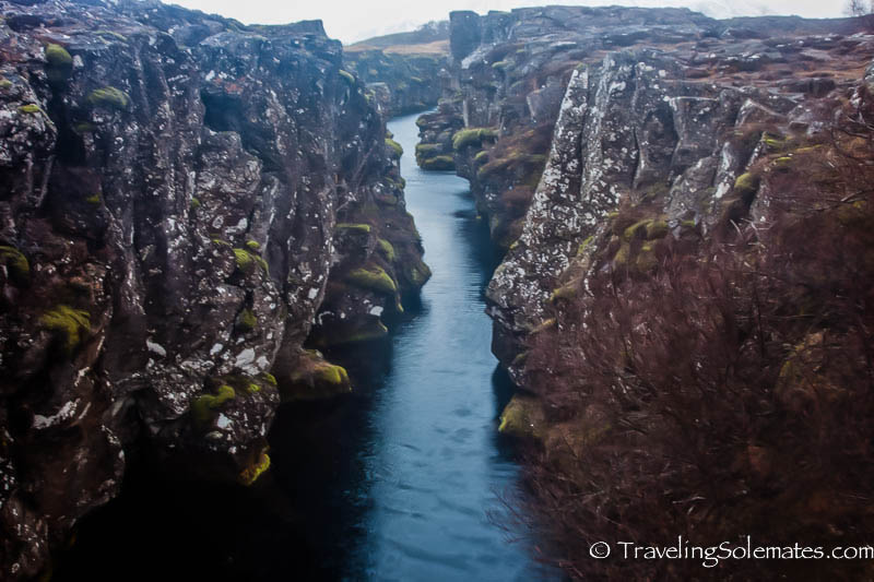 Tectonic, Plate, Thingvellir National Park, Golden Circle Tour, Iceland