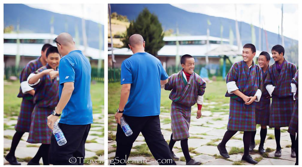 A School Visit in Ura Valley, Bumthang, Bhutan