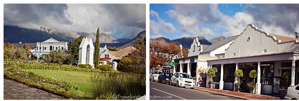 Franschhoek, Winelands,  South Africa