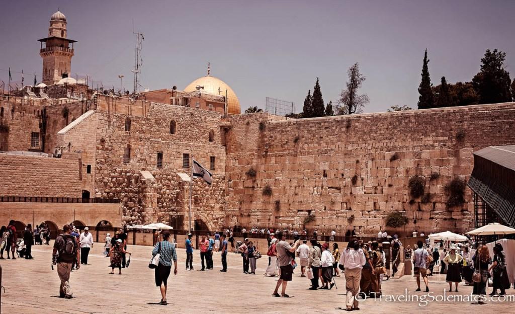 Western Wall, Old City of Jerusalem, Israel
