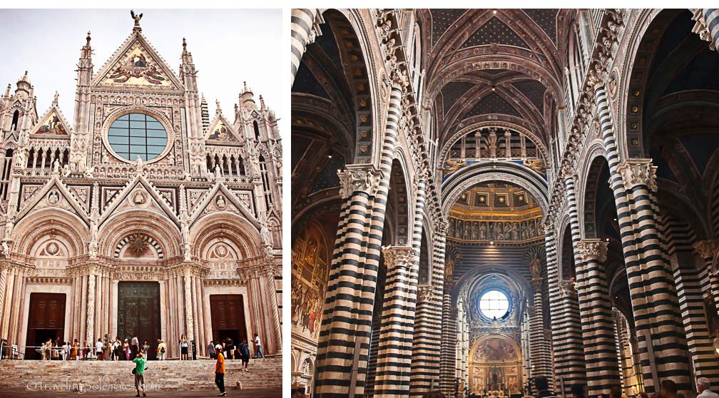 Siena Duomo, Siena, Tuscany, Italy