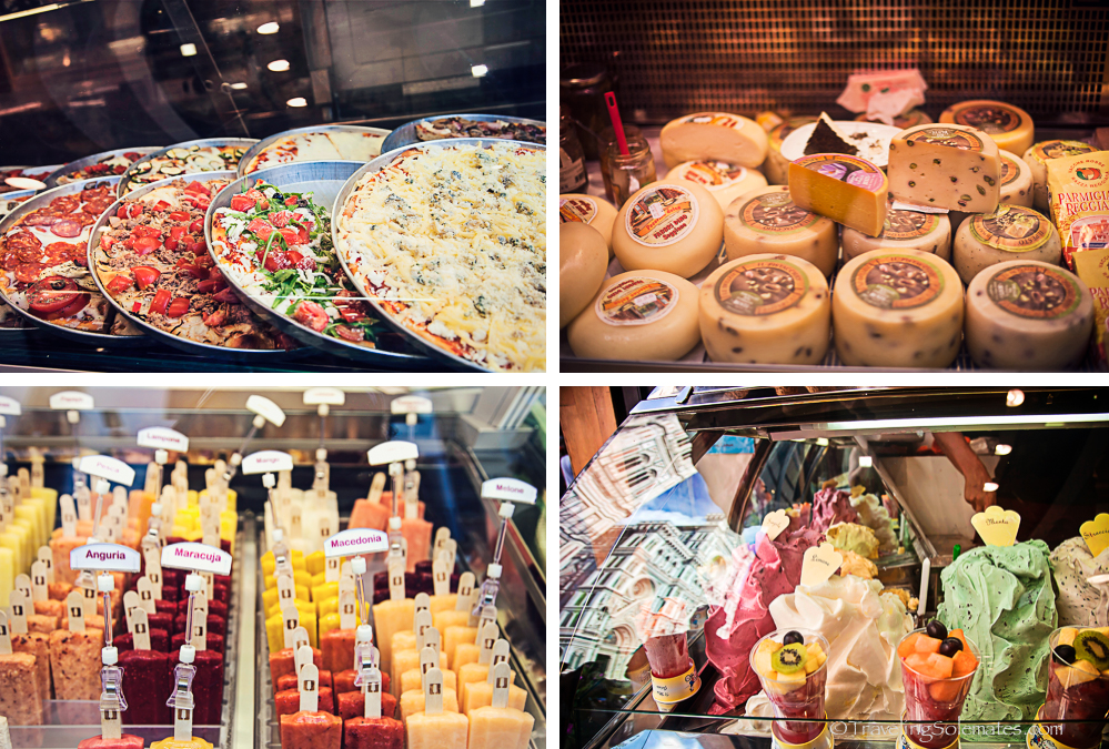 Food in Florence, Italy