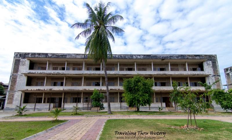 Tuol Sleng Building C