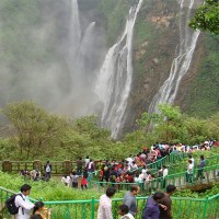 Know about Most Popular Tourist Places near Jog Falls