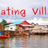 Gorgeous Floating Villages in the World