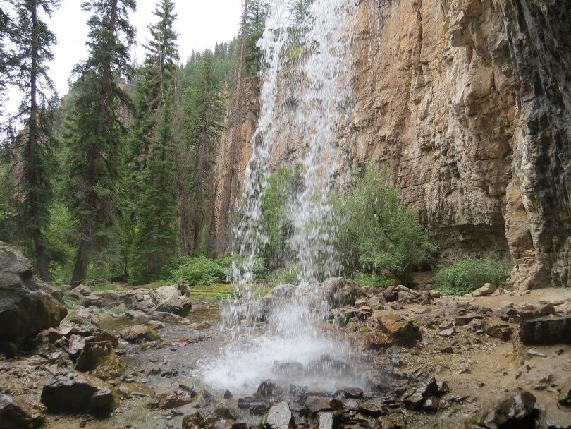 Hanging Lake, Colorado, hiking, travel, traveling without kids