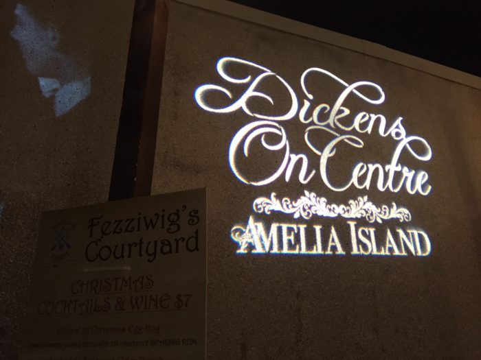 Dickens on Centre in downtown Fernandina Beach, our new holiday tradition