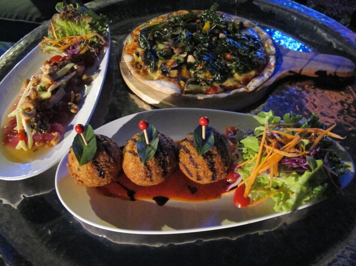 Marrakesh Hua Hin beach side dining