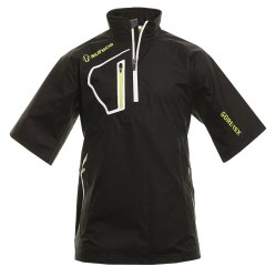 Sunice Golf Livingstone SS Waterproof Jacket Black