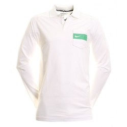 Nike Golf Long Sleeve UV Performance Polo Shirt