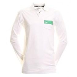 Nike Golf Long Sleeve UV Performance Polo Shirt