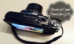 Canon PowerShot G7X – Product Review