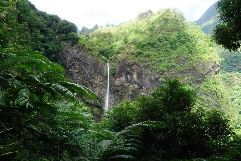 waterfall half way point