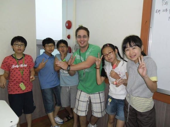 Mark with Kids