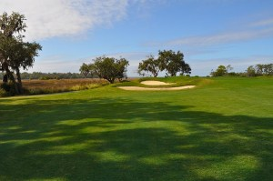 The King and Prince Beach and Golf Resort offers a scenic and challenging 18-hole course.