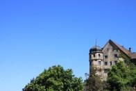 Deuring Schlössle in der Bregenzer Altstadt