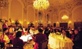 A Mozart Dinner Concert at St Peter Stiftskeller