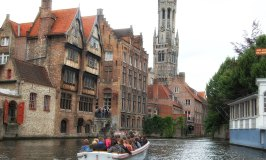 See A Different Bruges From Water Level