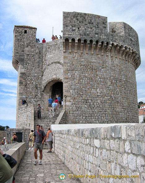 Minčeta Fort